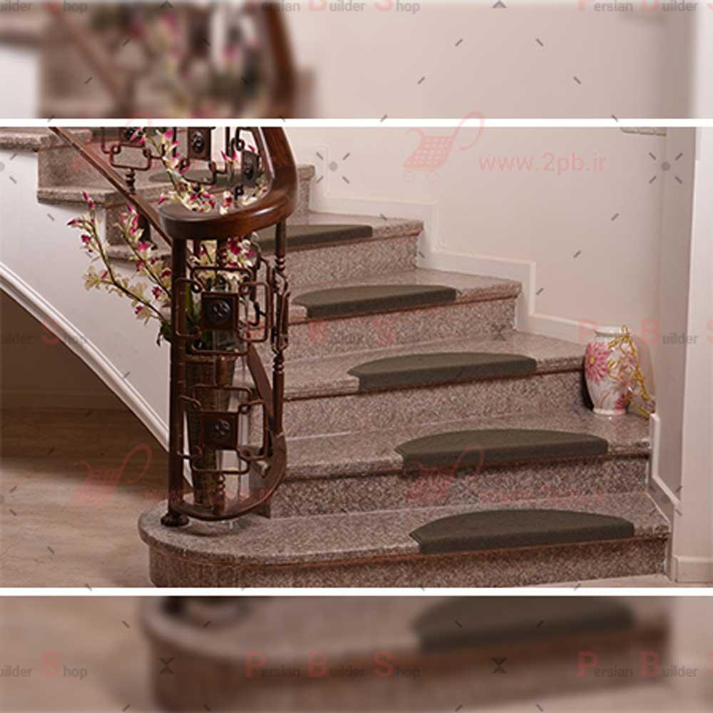 موکت لب پله